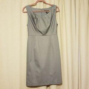 NWT Massimo Gray Sleeveless Sheath Dress